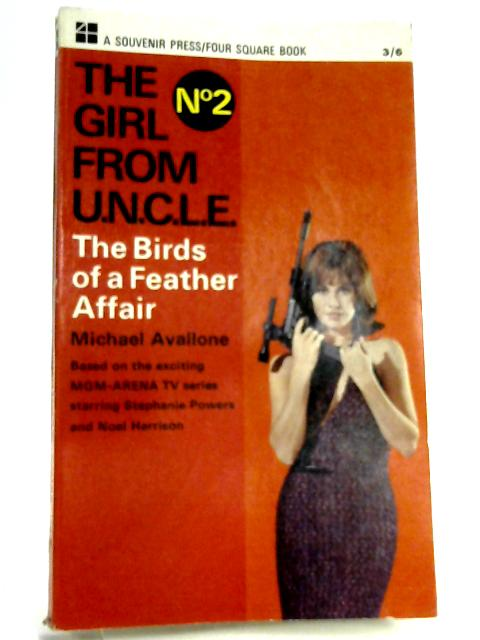 The Girl From Uncle No 2, The Birds of a Feather Affair by Michael Avallone