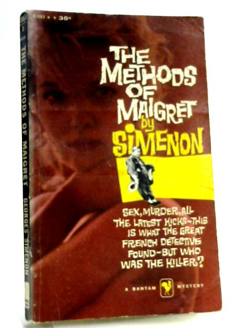 The Methods of Maigret by Georges Simenon
