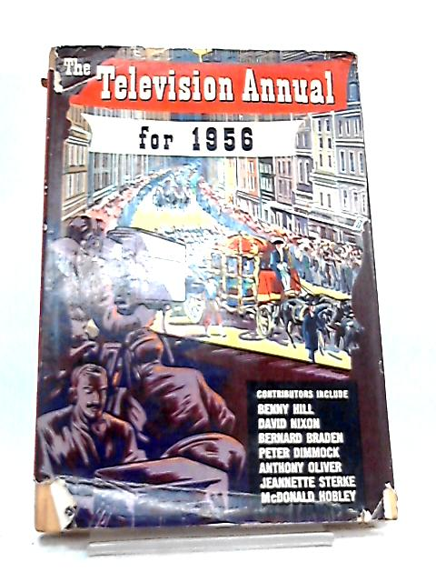 The Television Annual for 1956 By Kenneth Baily