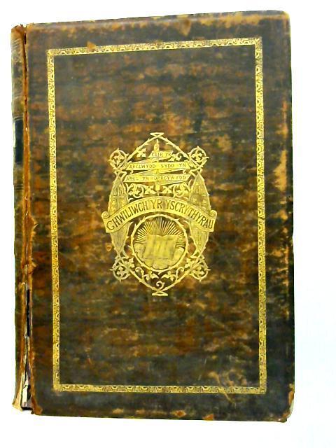 Bibl yr Addoliad Teuluaidd hen Testament a'r Newydd By Peter Williams (Pastor)