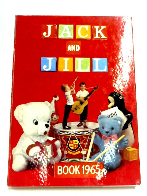 Jack And Jill Book 1965 By Anon