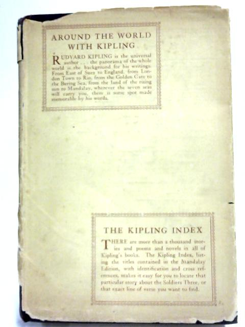 Around the World with Kipling By Rudyard Kipling