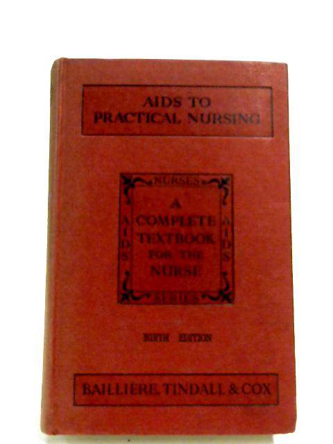 Aids To Practical Nursing By Marjorie Houghton