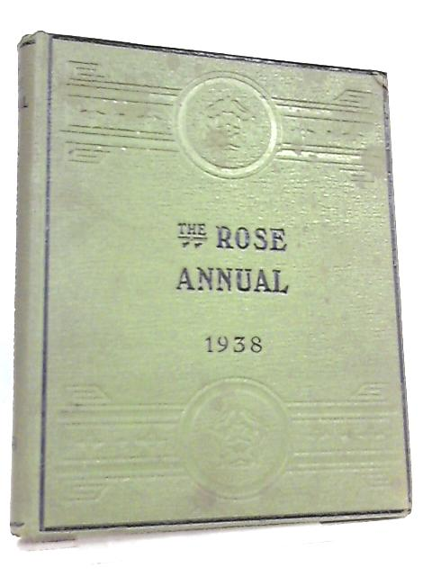 The Rose Annual for 1938 By Courtney Page