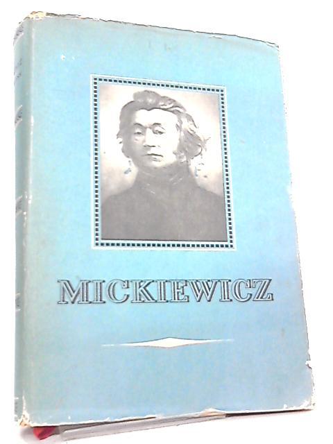 Wybor Pism By Adam Mickiewicz