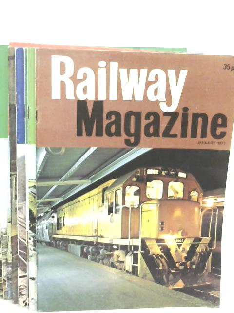 The Railway Magazine January-December 1977 By unknown