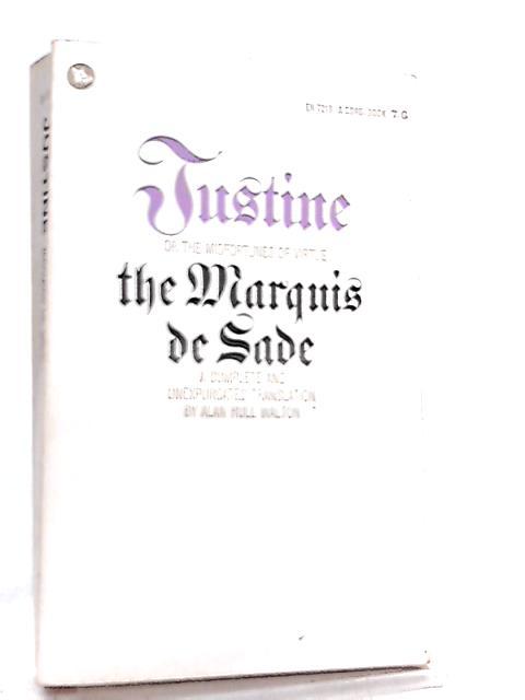 Justine by The Marquis de Sade