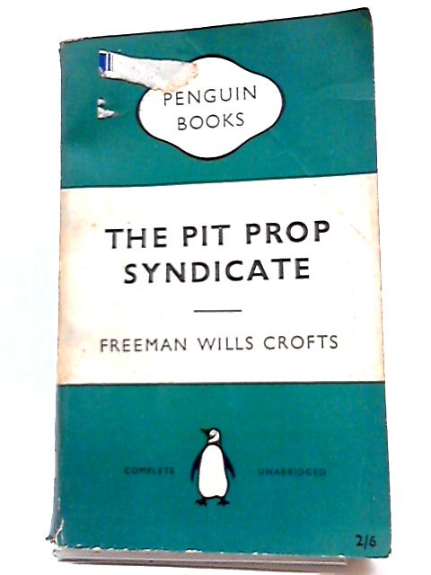The Pit Stop Syndicate By Freemand Crofts