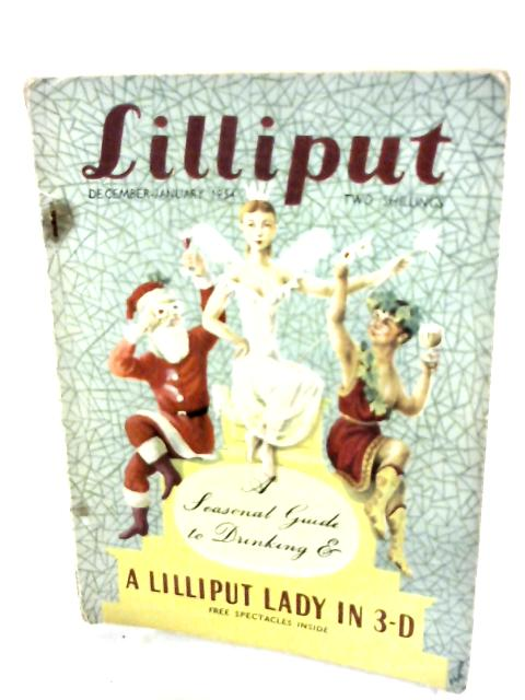 Lilliput December-January 1954 Vol.34, No.1, Issue No.199 By Unknown