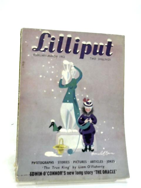Lilliput Magazine February - March 1952 [Vol 30 No 2 Issue 177] by Unknown