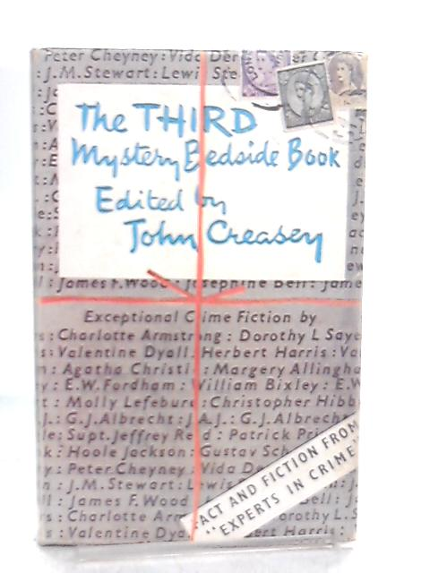 The Third Mystery Bedside Book By John Creasey