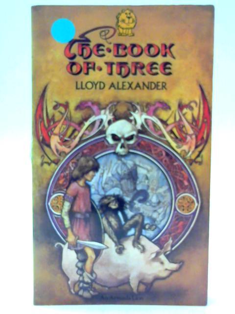 Book of Three (Armada Lions S.) by Alexander, Lloyd