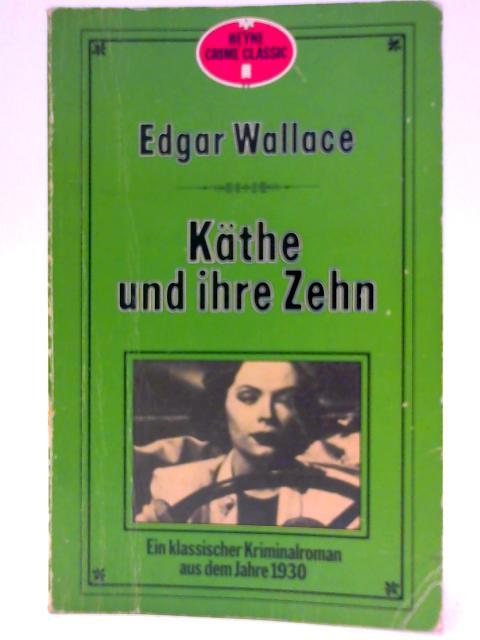 Kathe und ihre Zehn. By Unknown