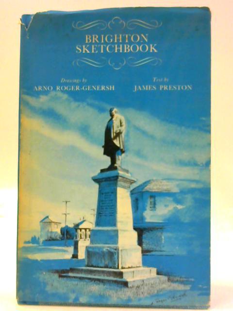 Brighton Sketchbook By Preston, James