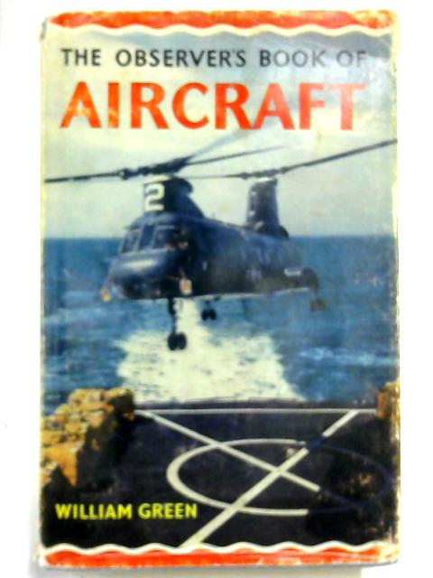 Observer s Book of Aircraft 1968 No.11 By William Green