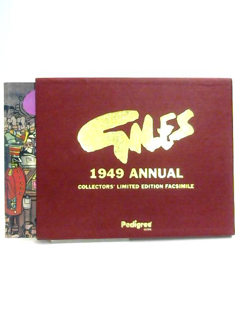 By Giles 'Giles' Annual 1949: fourth series by Giles