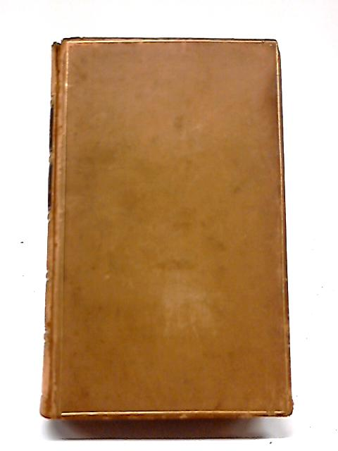 The British Classics Volume the First Containing the First Volume of the Tatler By Various