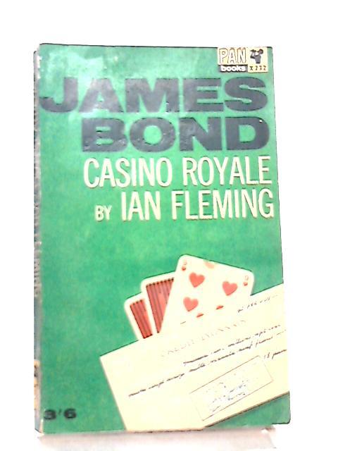 James Bond, Casino Royal by Ian Fleming