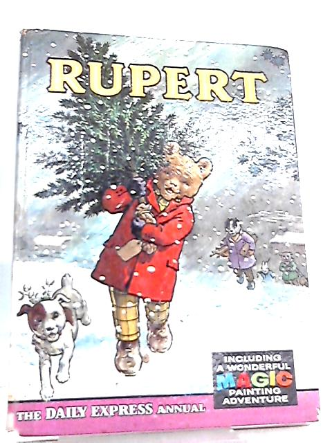 Rupert Annual 1965 by Alfred Bestall