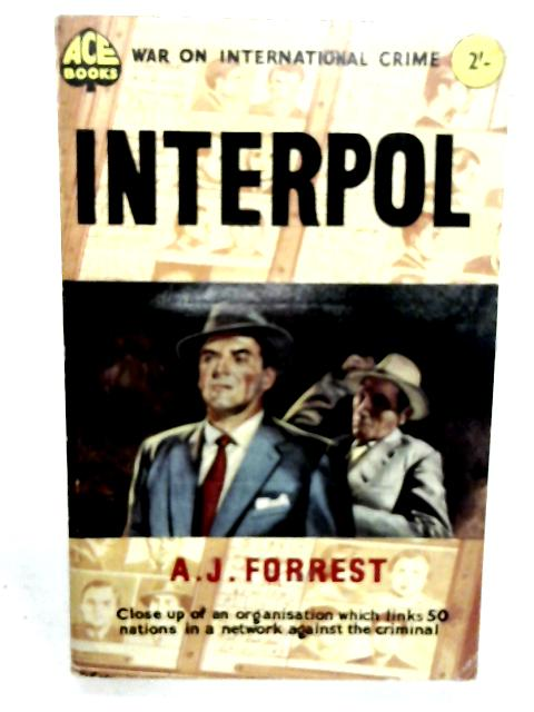 Interpol By A.J. Forrest