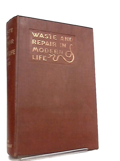 Waste and Repair in Modern Life By Robson Roose