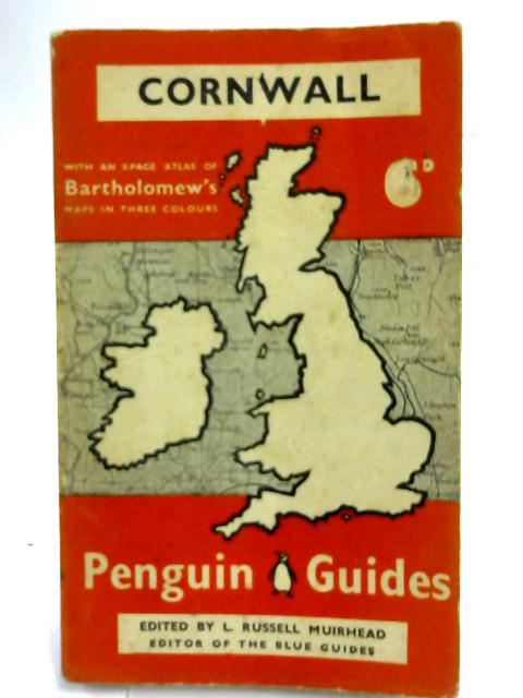 Penguin Guides: Cornwall by J W Lambert