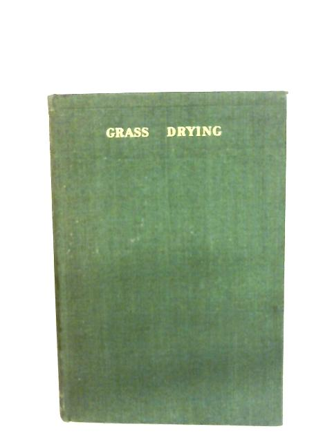 Grass Drying By S W Cheveley