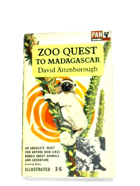 Zoo Quest To Madagascar by David Attenborough