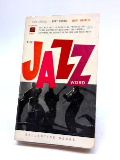 Jazz Word by Cerulli, Dom