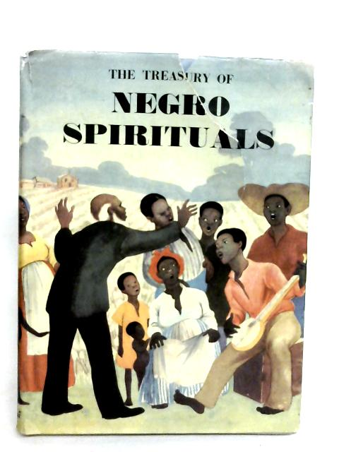 The Treasury of Negro Spirituals. By Herbert Arthur Chambers (ed)