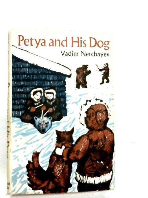 Petya And His Dog By Vadim Nechaev Used Good
