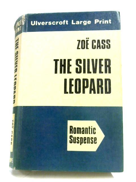 The Silver Leopard By Zoe Cass