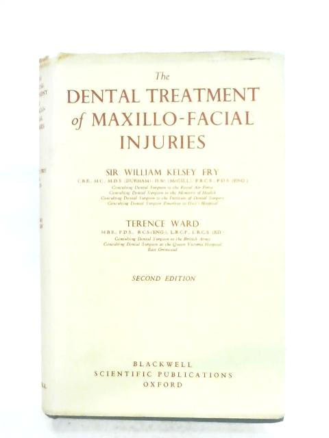 The Dental Treatment Of Maxillo-Facial Injuries By Sir W. K. Fry