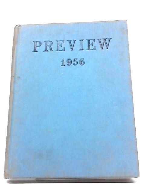 Preview 1956: Hollywood - London By Eric W Armen