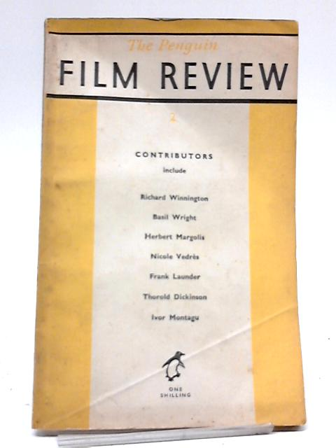 The Penguin Film Review Volume 2 by Various