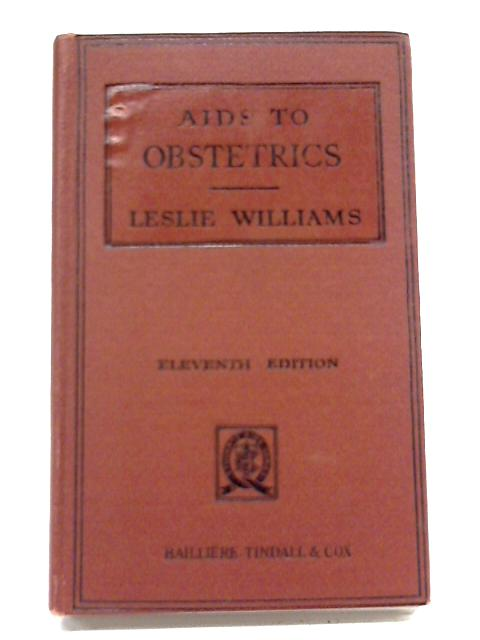 Aids to Obstetrics By Leslie Williams