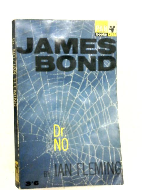 James Bond Dr No by Ian Fleming