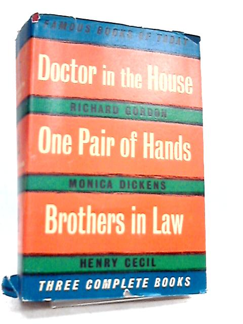Doctor In The House Book