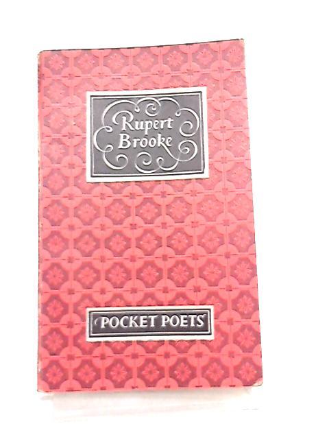 Rupert Brooke (Pocket Poets) By Rupert Brooke