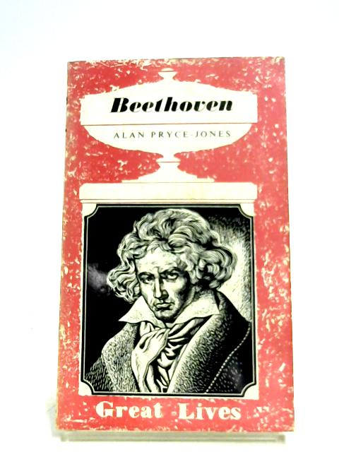Beethoven By Alan Pryce-Jones