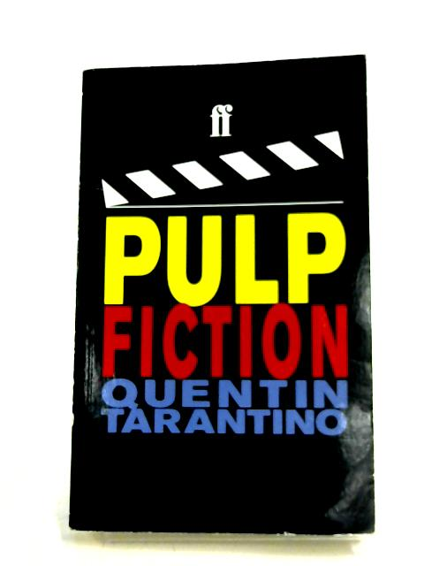 Pulp Fiction by Quentin Tarantino