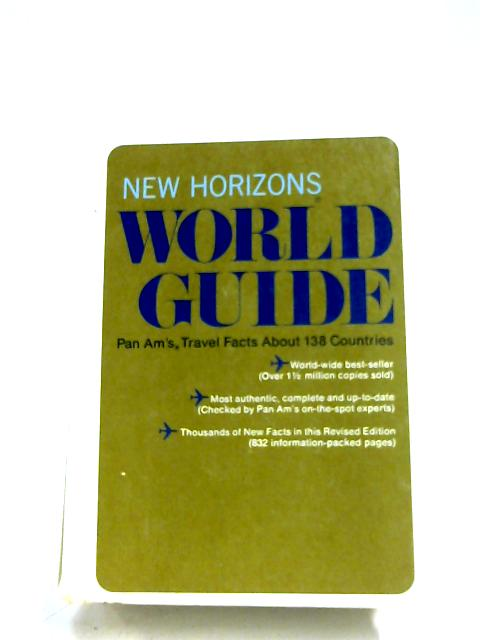 New Horizons World Guide By Gerald W. Whitted (Editor)