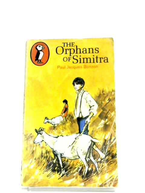 The Orphans Of Simitra By Paul-Jacques Bonzon