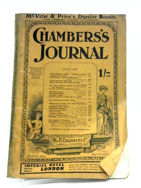 Chambers's Journal: July 1935, Part 43 By Anon