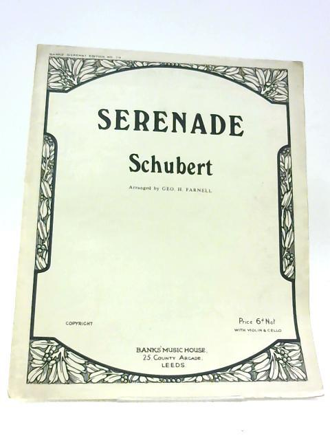 Serenade By Schubert