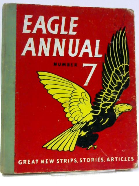The Seventh Eagle Annual by Marcus Morris (ed)