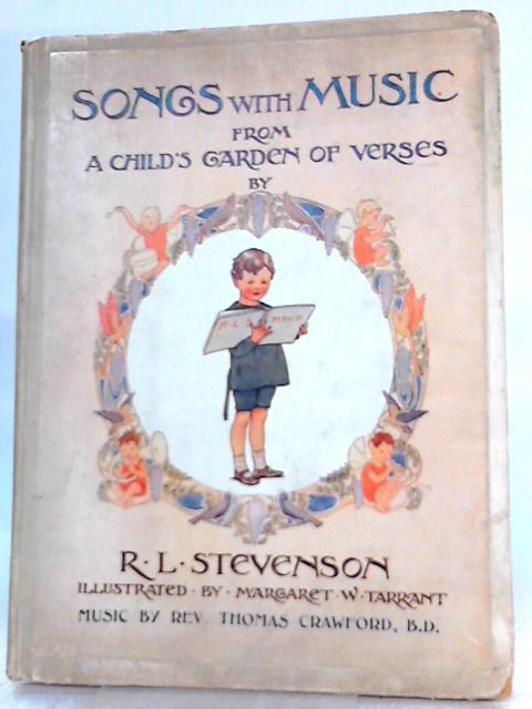Songs with Music from a Child's Garden of Verses By Robert Louis Stevenson