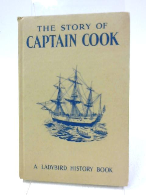 The Story of Captain Cook by L Du Garde Peach