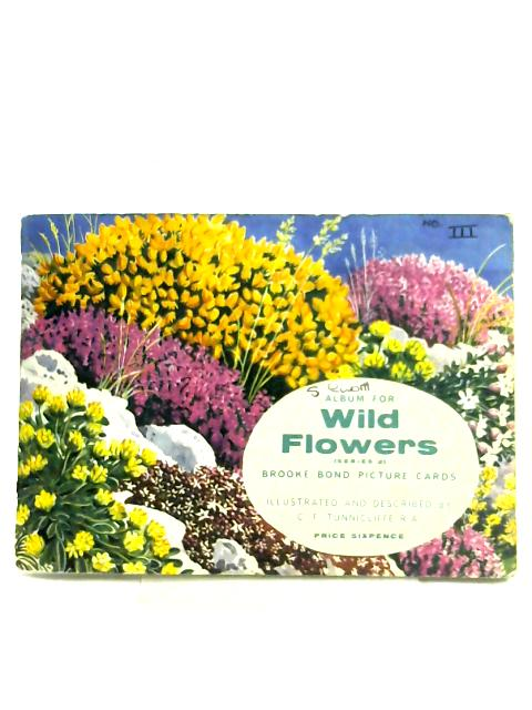 Wild Flowers: Series 2 By C. F. Tunnicliffe