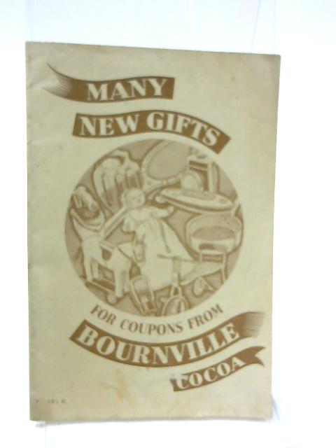 Many New Gifts for Coupons from Bournville Cocoa By Unnamed